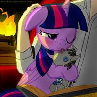 Storytime Scratchy-Scratch ~ by PonyEcho