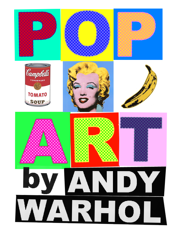 Pop Art By Andy Warhol By Gustavocavalari On Deviantart