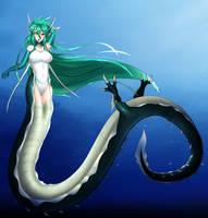Manda -The Guidn Dragon by 380150627