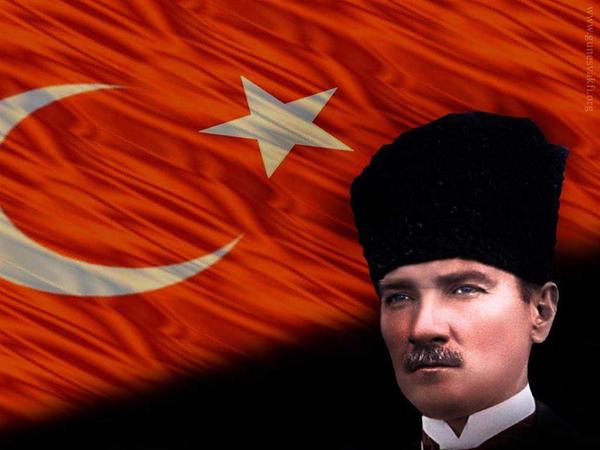Mustafa Kemal by prosperooo