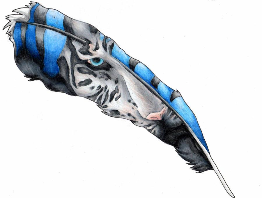 fc 2 blue jay white tiger by drawingmaster1 on deviantart. Black Bedroom Furniture Sets. Home Design Ideas