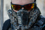 Gas mask by I-MOKH