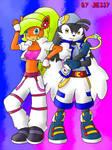 Coco and Klonoa 2