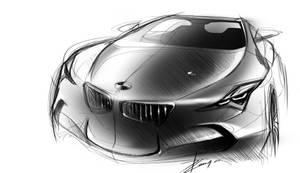 BMW sketch 2
