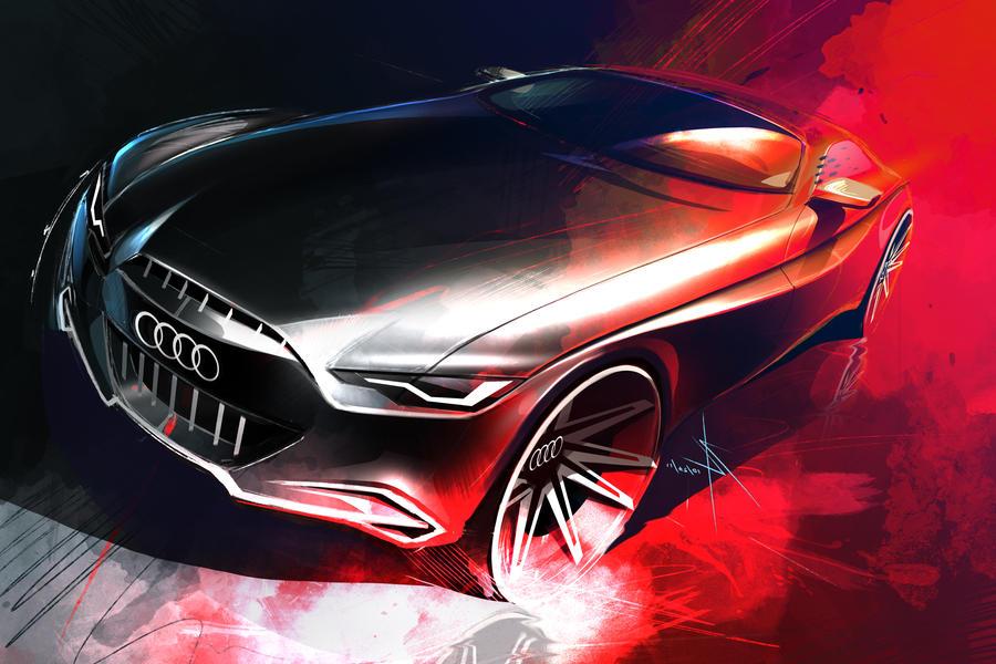 Audi form study pg2 by TonyWcK