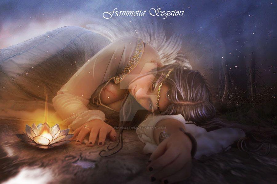Fallen Angel by Fiammetta62