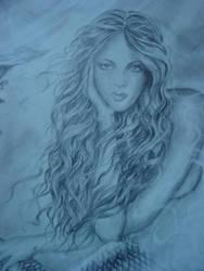 Mermaid_ by iiewaa