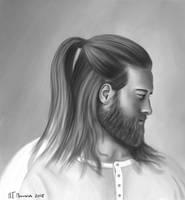 A Bearded Viking Dude