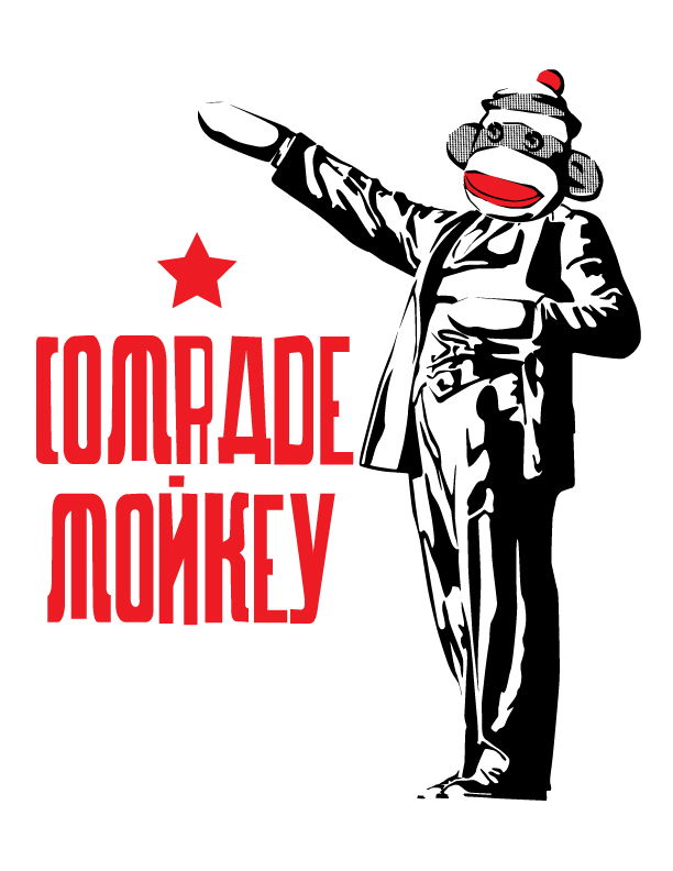 http://fc09.deviantart.net/fs36/f/2008/281/5/2/Comrade_Monkey_by_GenesisC.jpg