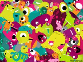 Monsterous by SloorpWorld