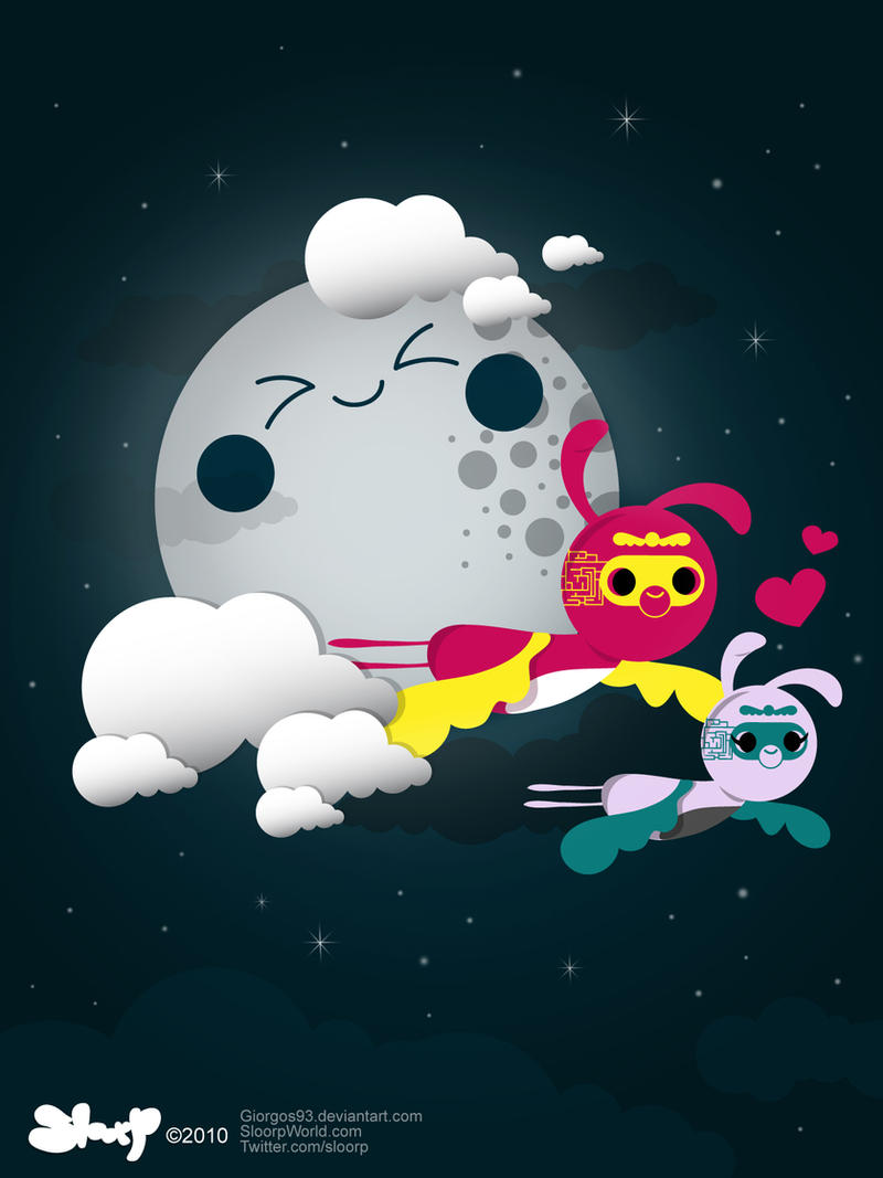 Under the Moonlight by SloorpWorld
