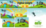 Digital Delight Commission