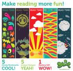 Fun Bookmarks Pack