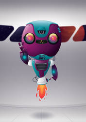 Betty Bot by SloorpWorld