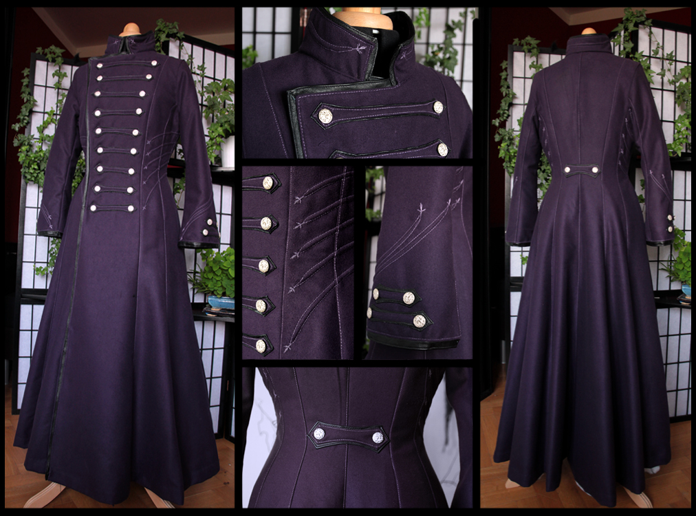 Winter coat by Turiel-Eressiel