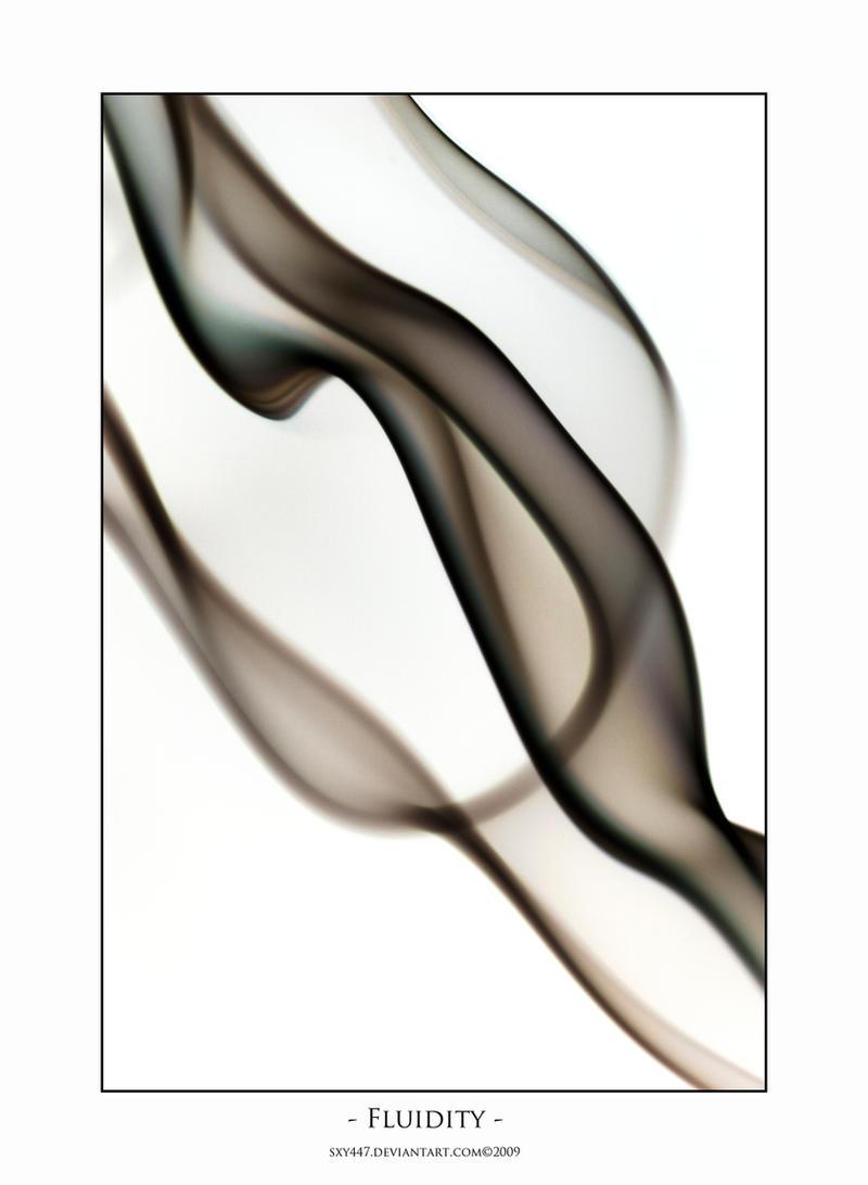 Fluidity by sxy447