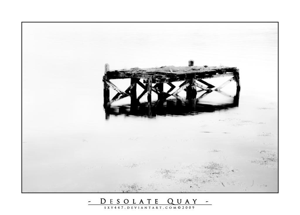 Desolate Quay by sxy447