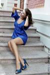 ELEGANCE - BLUE