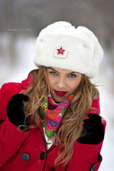 RUSSIAN GIRL by fenomenologul
