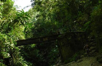 Old Bridge by Artricate