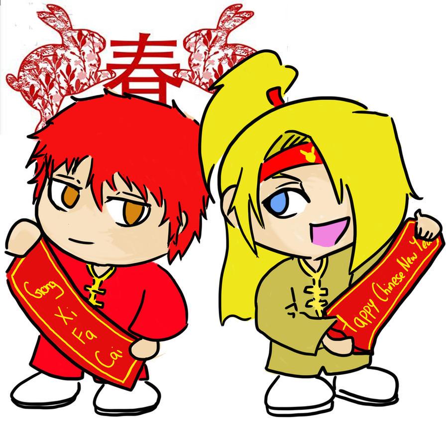 happy chinese new year 2011 by cutieyuka - Chinese New Year 2011