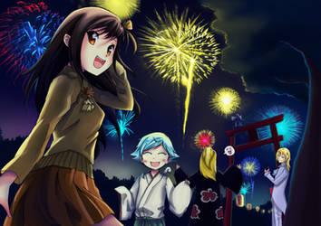 happy 2013 by cutieyuka
