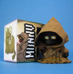 Jawa Star wars MUNNY custom