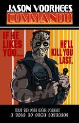 Jason in the Movie  Commando