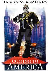 Jason coming to America