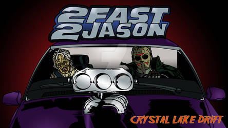 Fast and furious Jason style