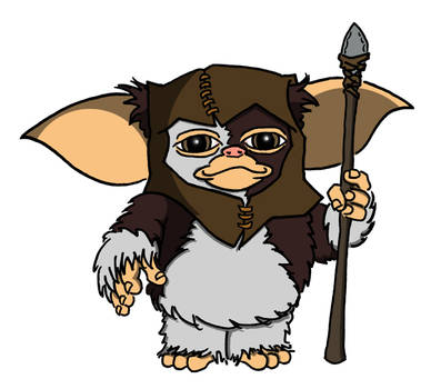Gizmo the Ewok
