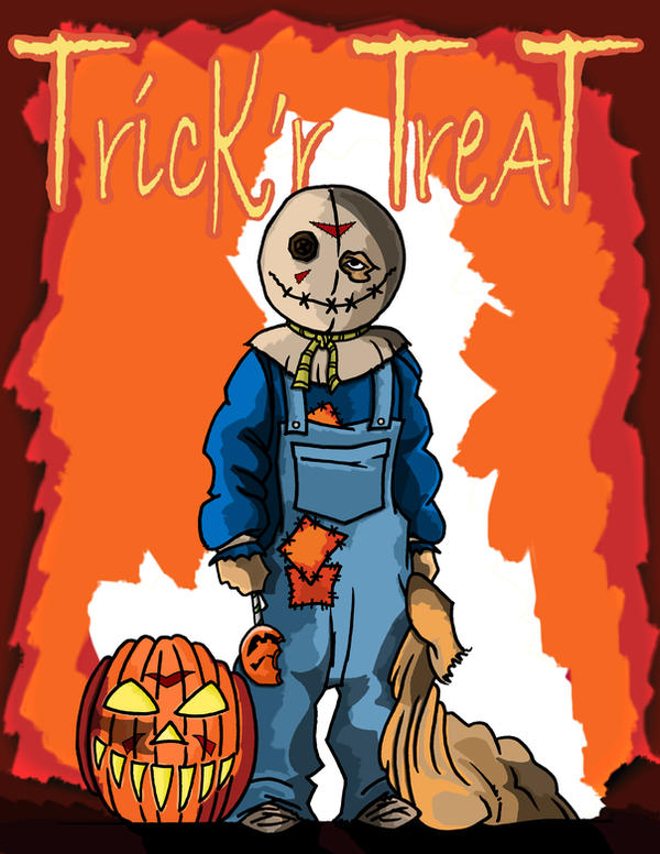 Jason Trick Or Treat (young Jason Voorhees) by ibentmywookiee