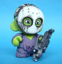 Munny Mutant Bioazard Jason