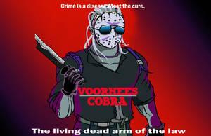 jason voorhees is Cobra