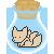 Pixel Bottle Normal Kitsune by DJ-Zemar