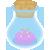 Pixel Bottle Cake wickedche21 by DJ-Zemar