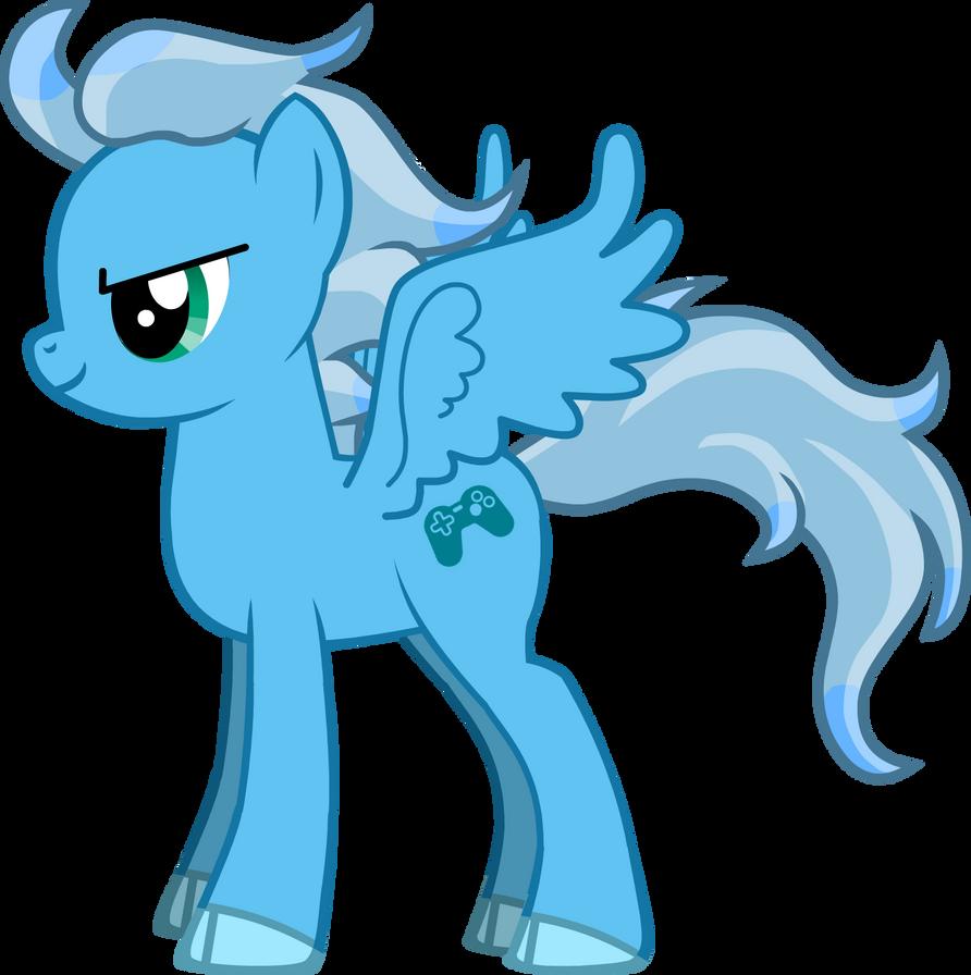 MLP Pony Creator: Mystic Light, Standing by DJ-Zemar
