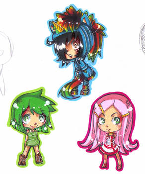 .: My Lovely Chibis Flump :.