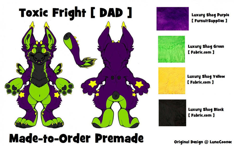Made-to-Order Premade FOR SALE!!! [ OPEN ] by NerinSerene