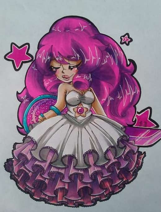 .: Rose Quartz in the Sky with Diamonds :. by NerinSerene