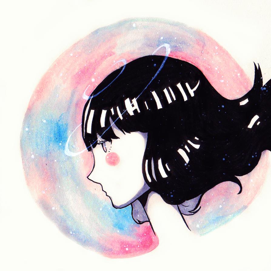 Galaxy by silkhat