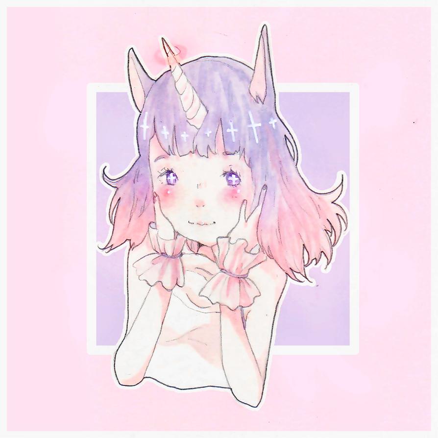 Unicorn Girly by silkhat