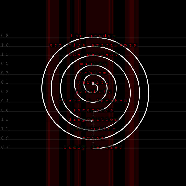 lateralus track list by ~moles on deviantART