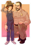 Eleven And Hopper