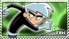Danny Phantom stamp by cinyu