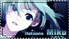 Stamp: Miku Hatsune by cinyu
