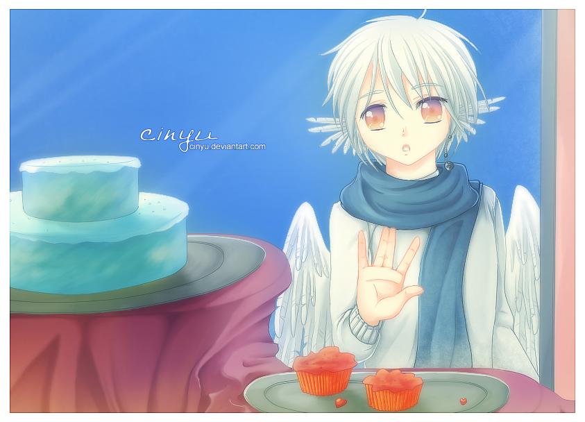 Sweet Winter by cinyu