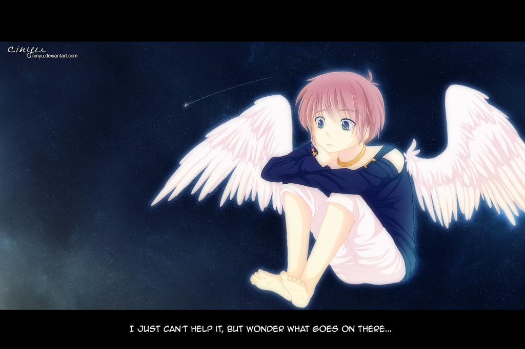 I wonder... by cinyu