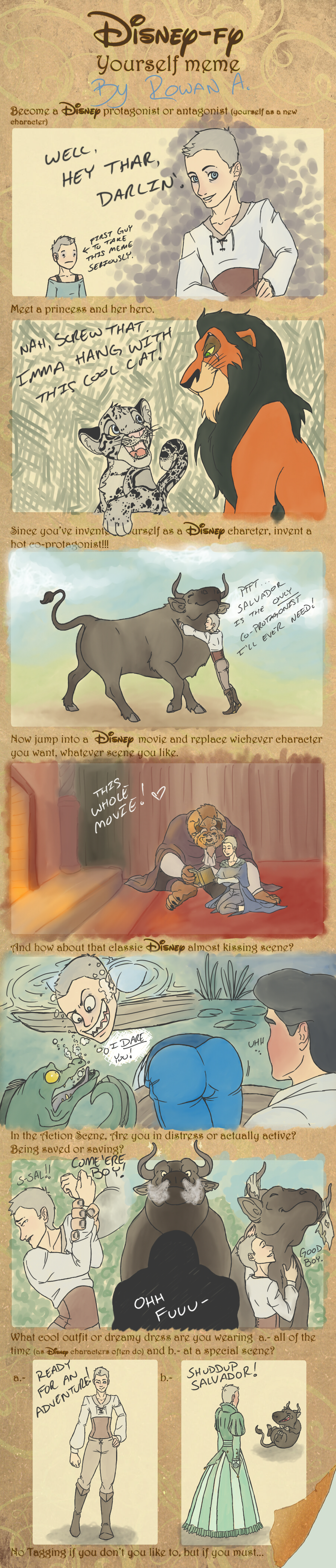 Disney-Fy Meme by Hyperactive-Neko