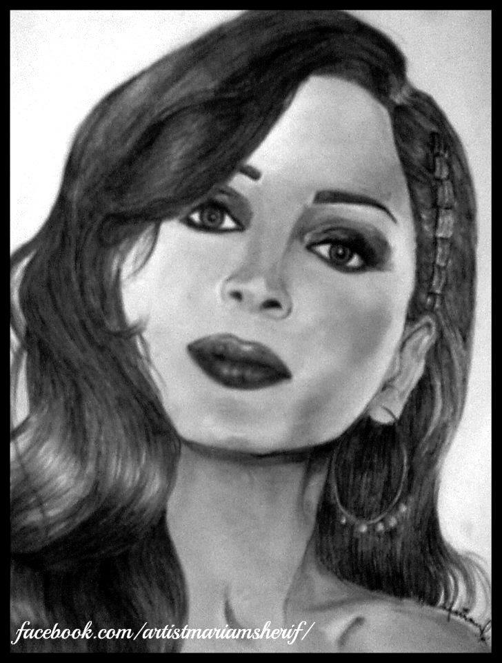 Elissa Khoury by mariamsherif on DeviantArt